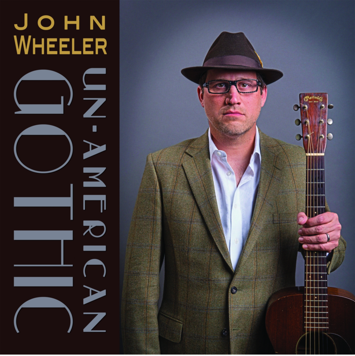 John Wheeler @ Cafe Drummonds - Aberdeen, United Kingdom