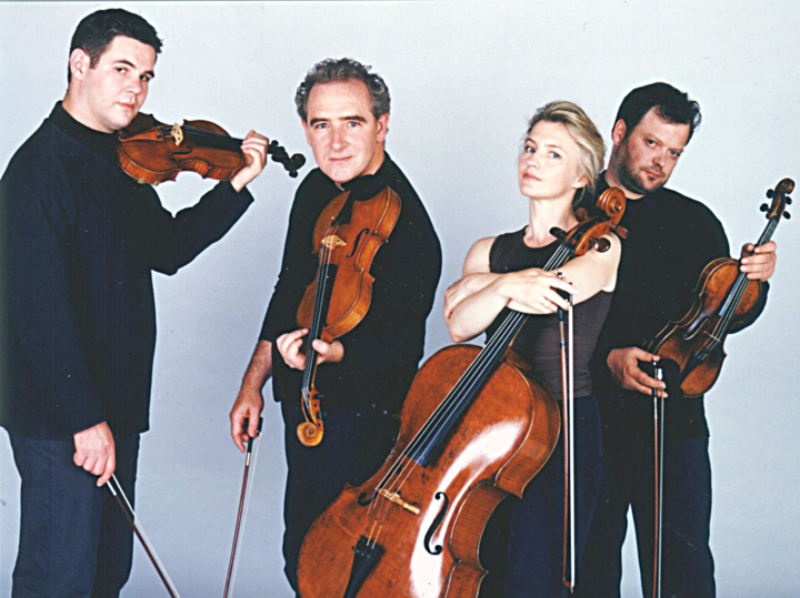 Brodsky Quartet @ Winthrop Hall, UWA - Crawley, Australia