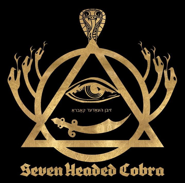 Seven Headed Cobra Tour Dates