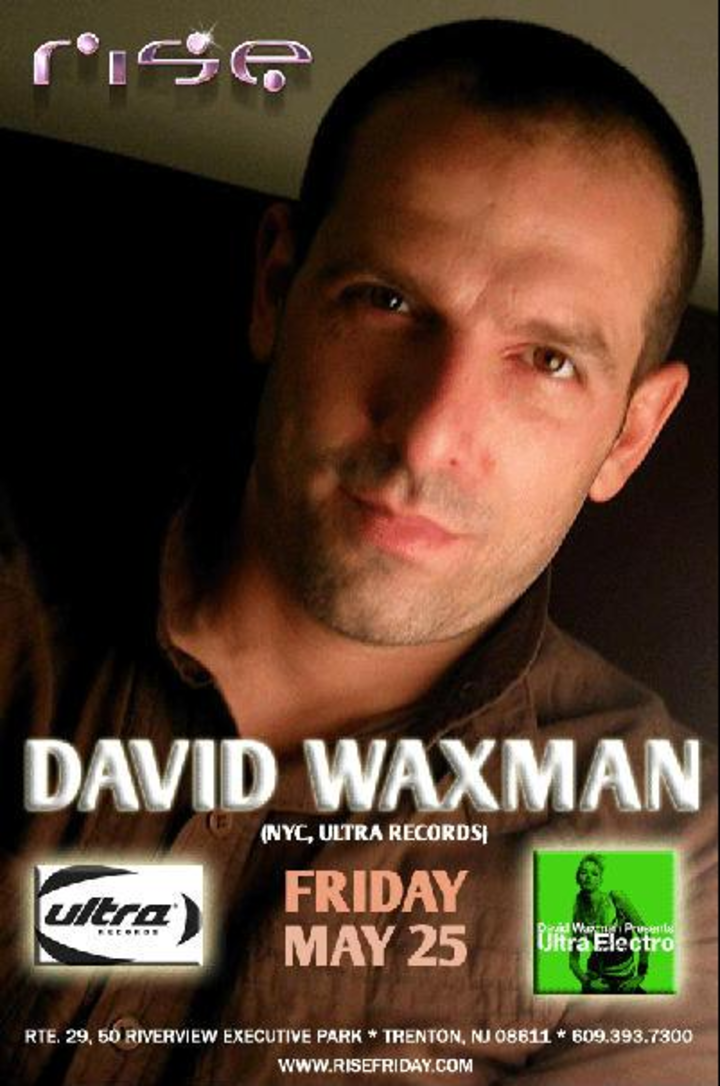 David Waxman Tour Dates