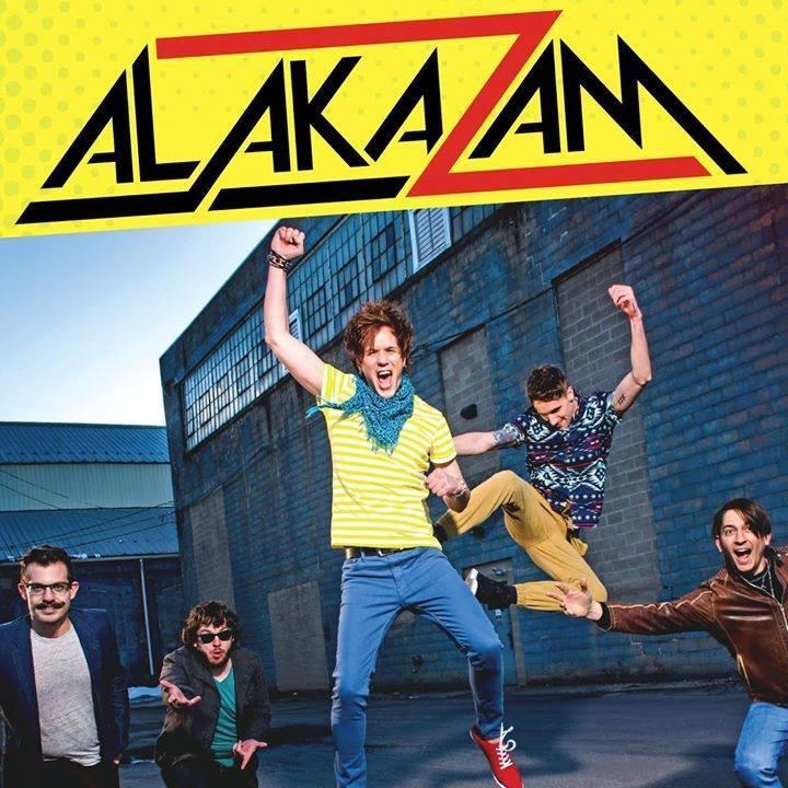Alakazam Tour Dates