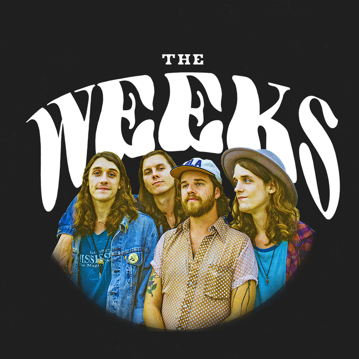 The Weeks Tour Dates