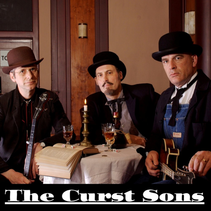 The Curst Sons Tour Dates