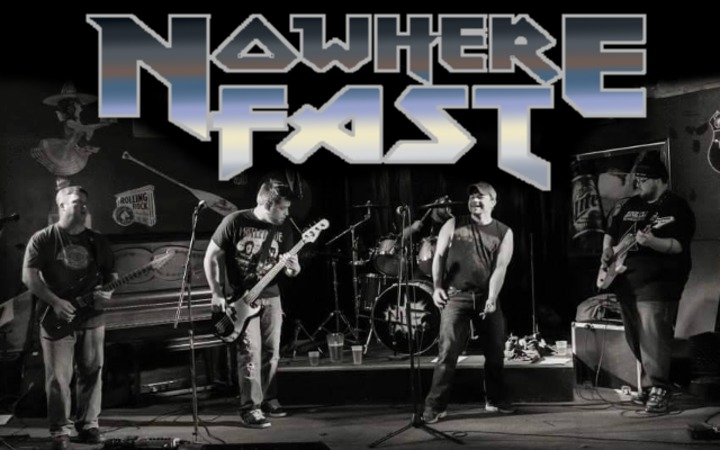 Nowhere Fast (Official) Tour Dates