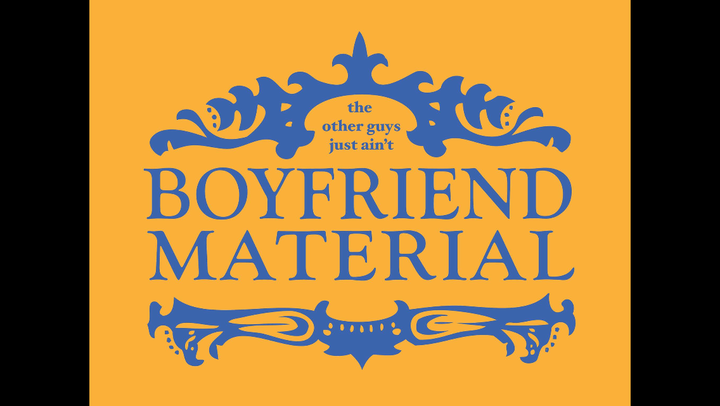 Boyfriend Material Tour Dates