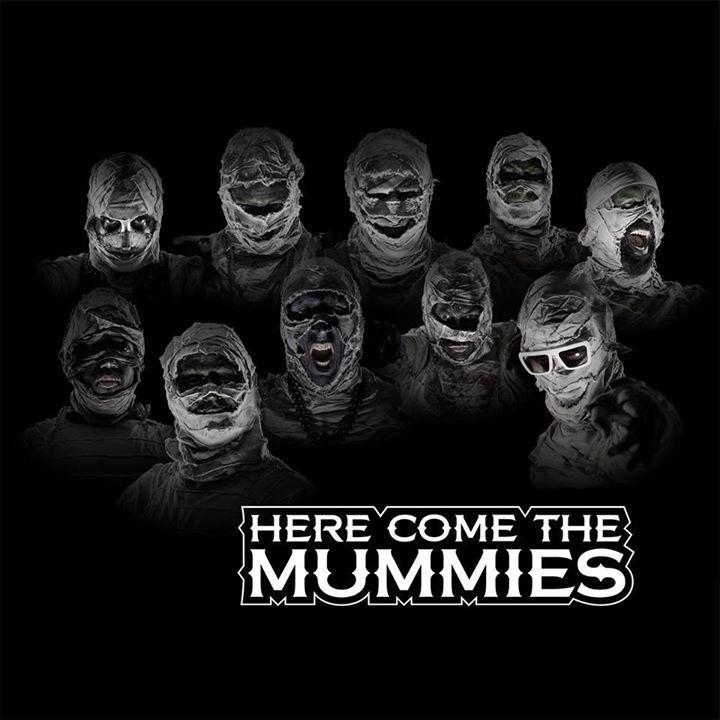 Here Come the Mummies @ Granada - Lawrence, KS