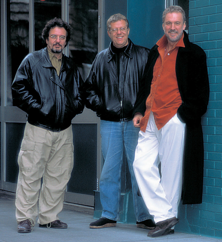 Trio da Paz Tour Dates
