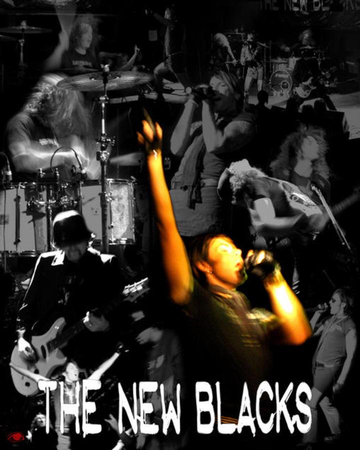 The New Blacks Tour Dates