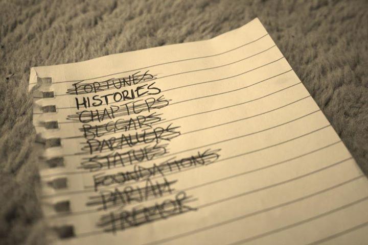 Histories Tour Dates