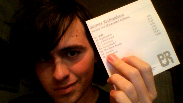 James Richardson Tour Dates