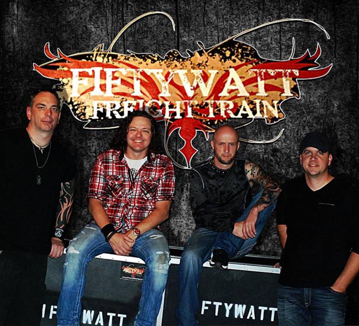 Fiftywatt Freight Train - Charlotte Concert Tickets - Fiftywatt Freight Train The -6265