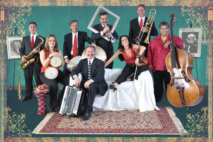 Klezmer Company Orchestra Tour Dates
