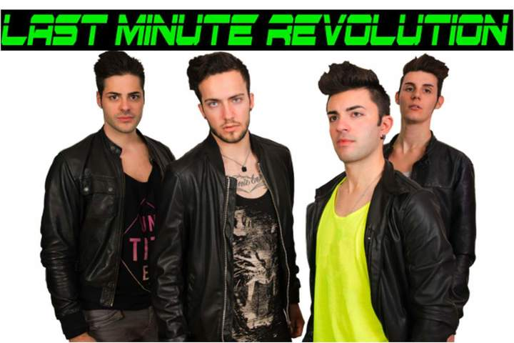 Last Minute Revolution Tour Dates