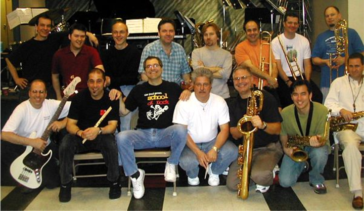Ed Palermo Big Band Tour Dates