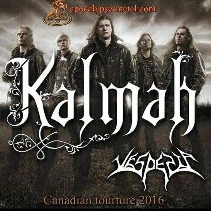 Vesperia [Official] @ The Hard Luck - Toronto, Canada
