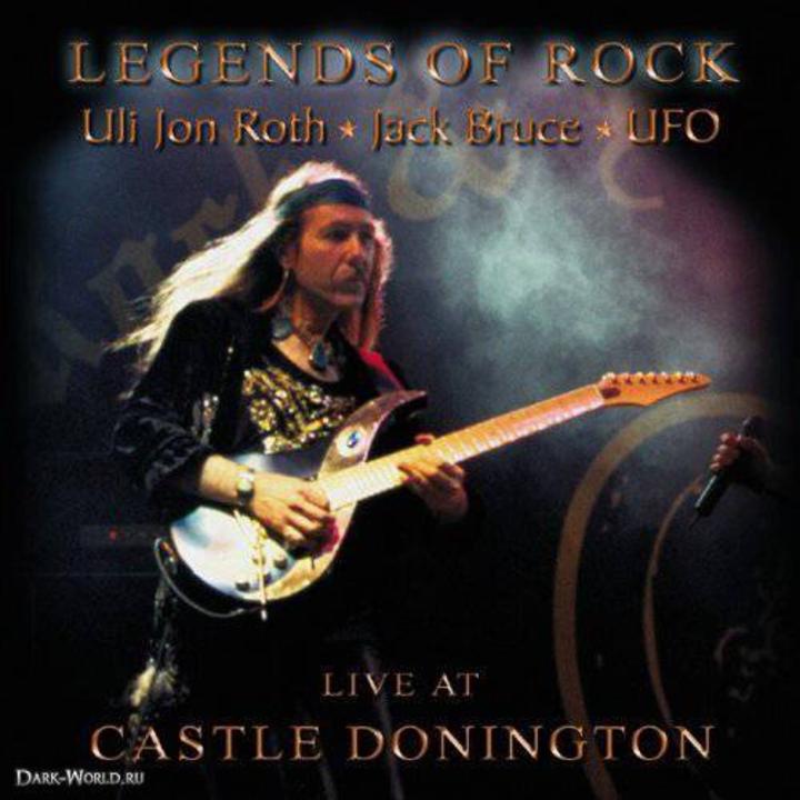 Legends of Rock Tour Dates