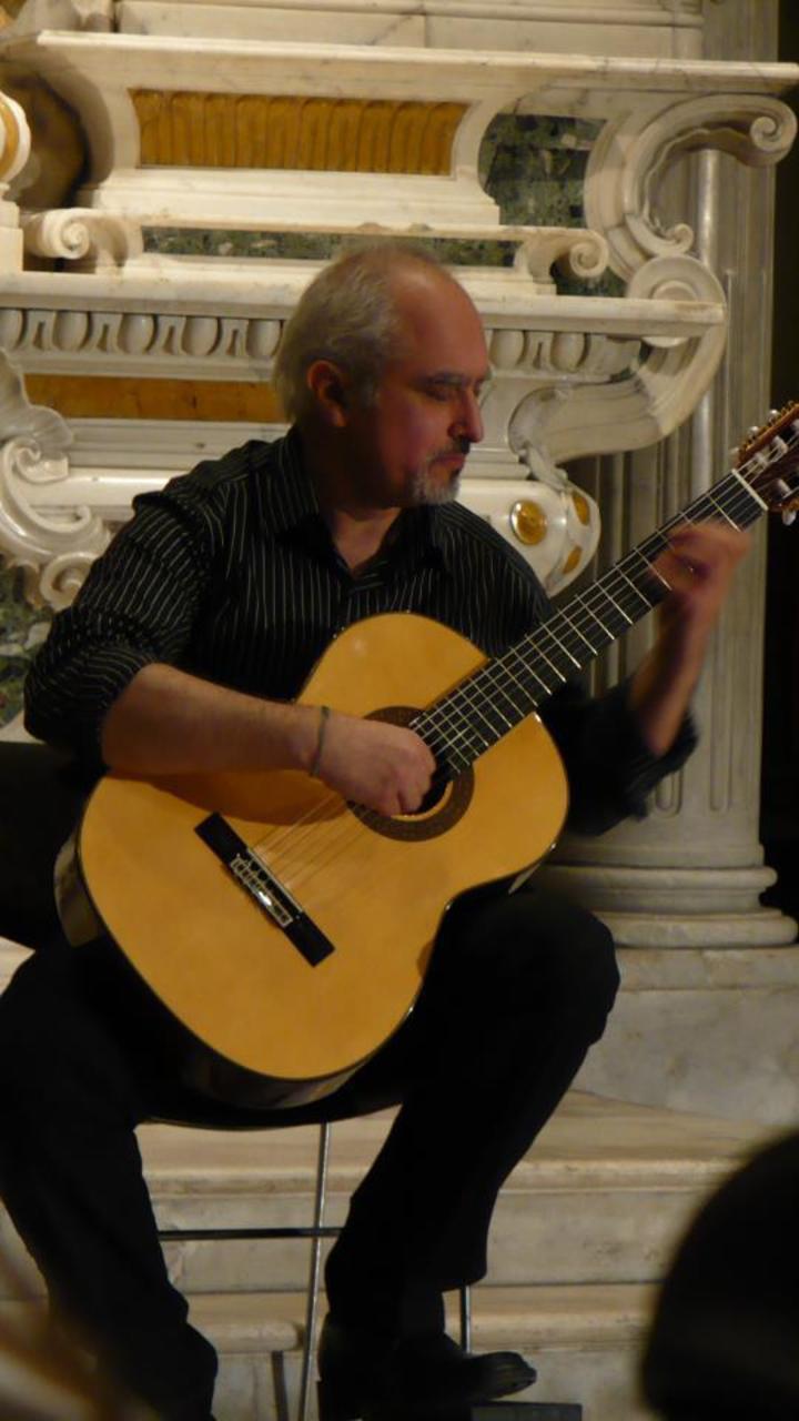 Maurizio Oddone Guitar Performance Tour Dates
