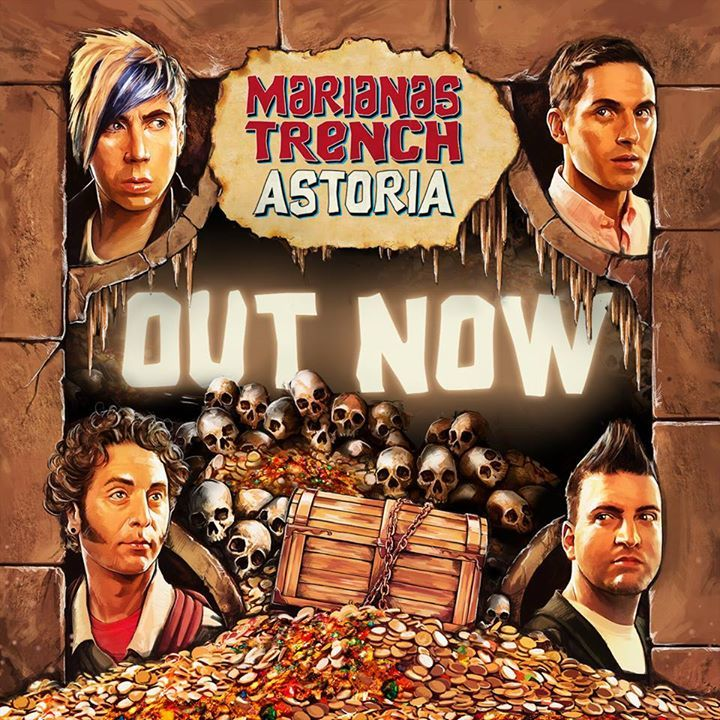 Marianas Trench @ Showbox at the Market - Seattle, WA