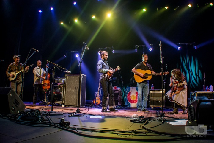 Yonder Mountain String Band @ Madison Theater - Covington, KY