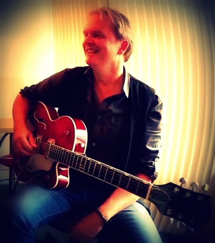 André Winkelhorst @ AFM Radio - Aalten, Netherlands