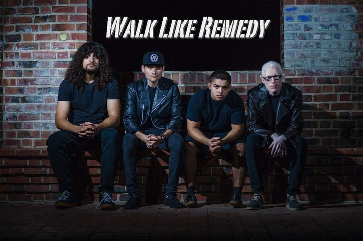 Walk Like Remedy Tour Dates