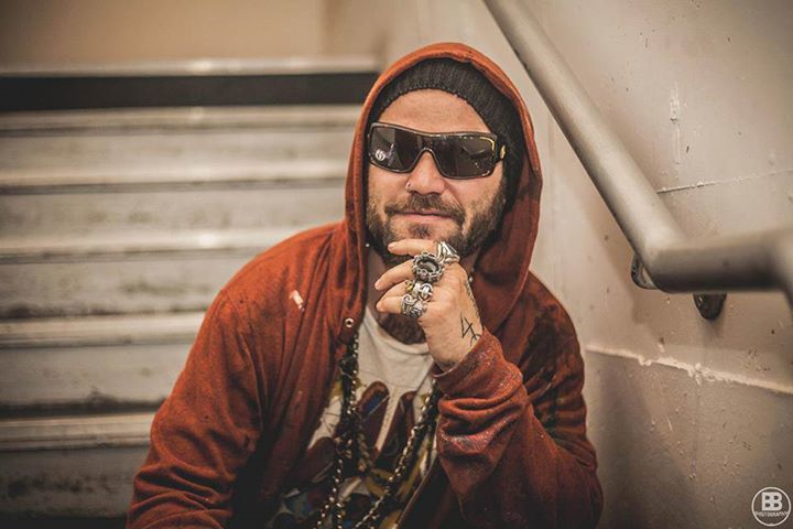 Bam Margera @ Reverb - Reading, PA