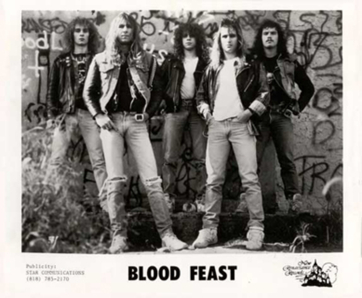 Blood Feast Tour Dates