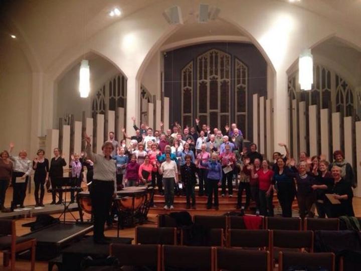 Amadeus Choir @ Roy Thomson Hall - Toronto, Canada
