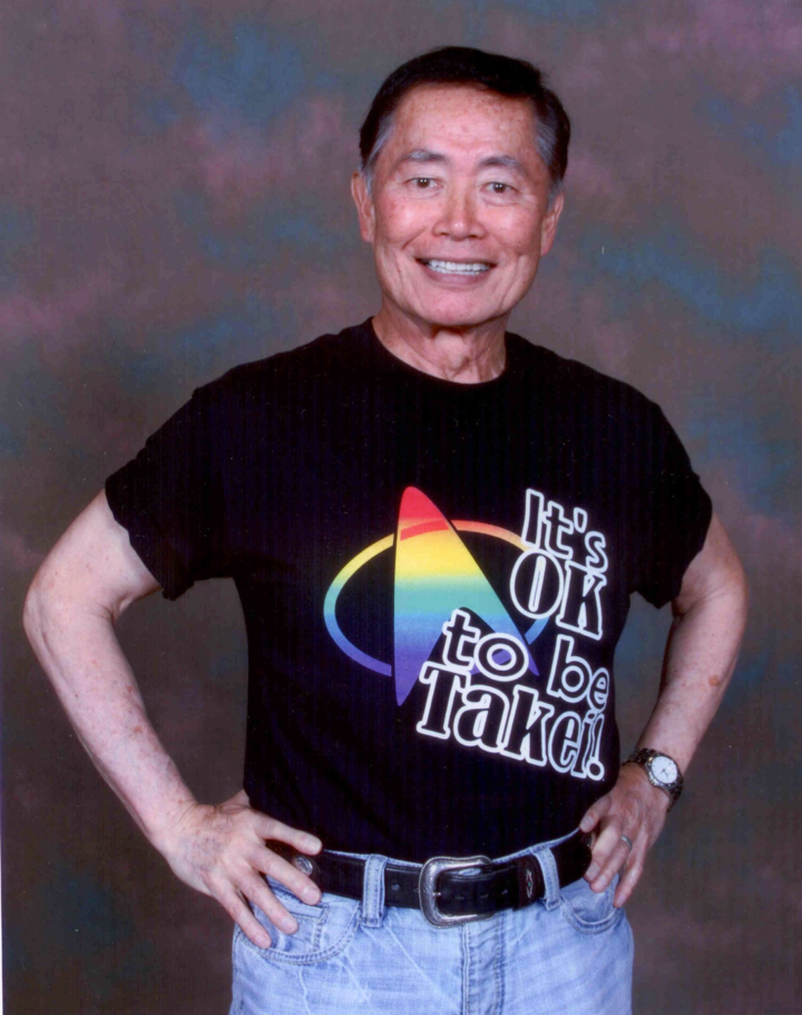 George Takei @ Arlington Theatre - Santa Barbara, CA