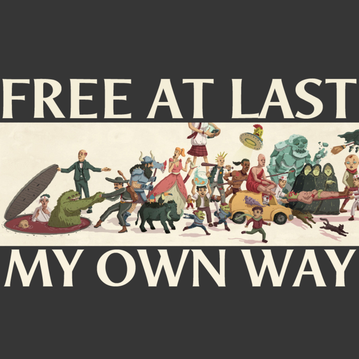 Free at Last Tour Dates