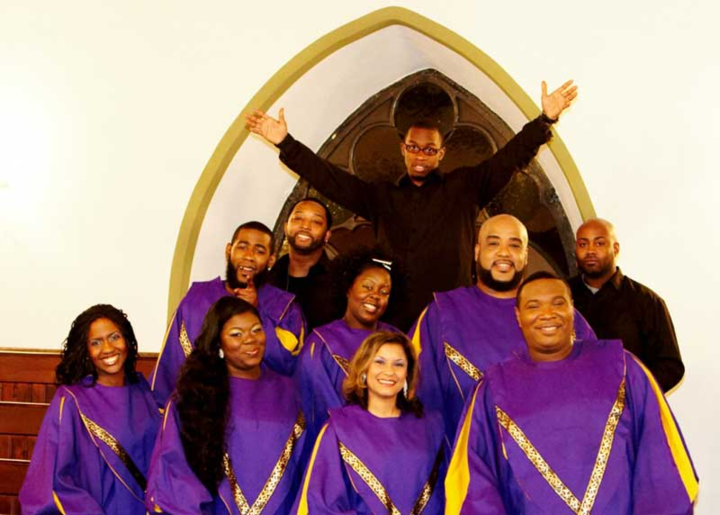 New York Gospel Stars @ CHRISTUSKIRCHE BOCHUM - Bochum, Germany