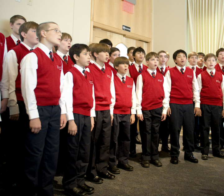 The American Boychoir @ St Michael's Episcopal Church - Raleigh, NC