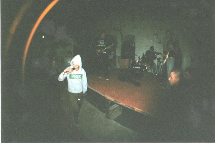 Tigerface Tour Dates