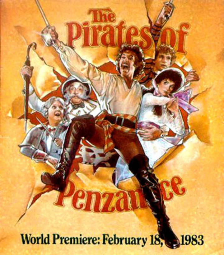 The Pirates of Penzance @ Lyell B Clay Concert Theatre - Morgantown, WV