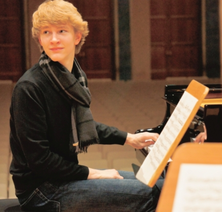 Jan Lisiecki @ Tonhalle Maag - Zürich, Switzerland