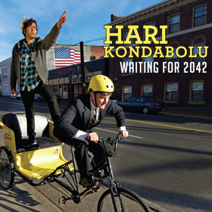 Hari Kondabolu @ Revolution Hall - Portland, OR
