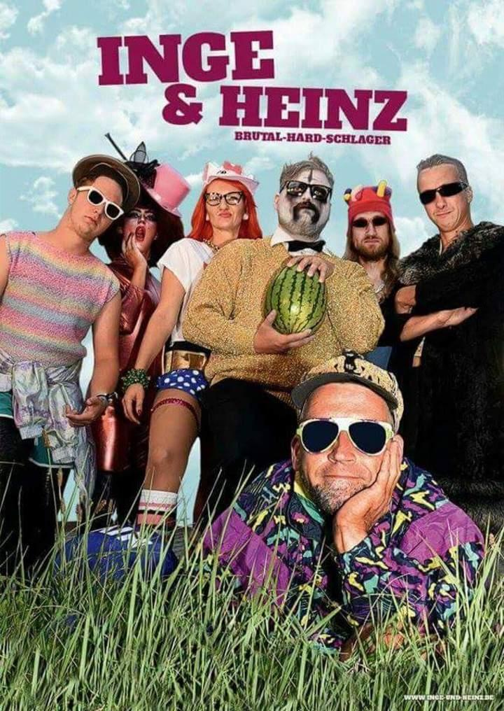 Inge & Heinz Tour Dates