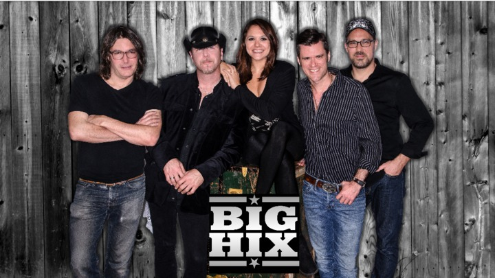 Big Hix Tour Dates