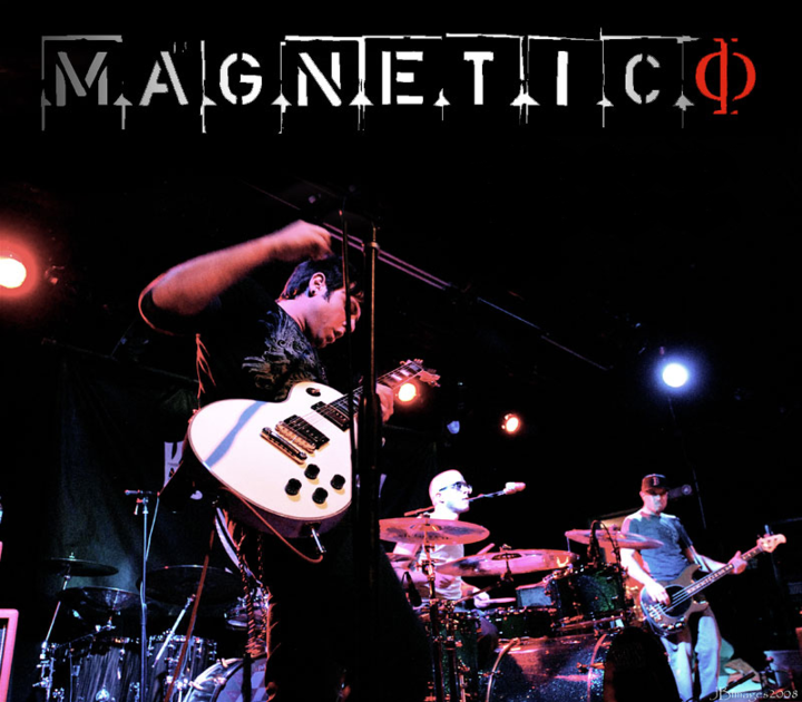 Magnetico Tour Dates
