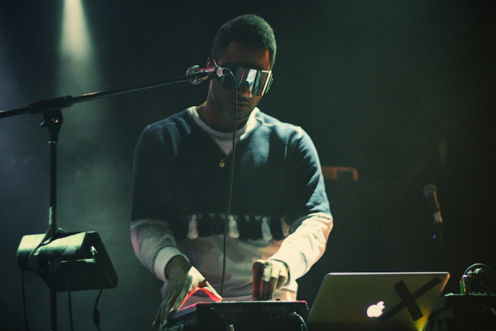 Shabazz Palaces @ The Luminary   Center for the Arts - St Louis, MO