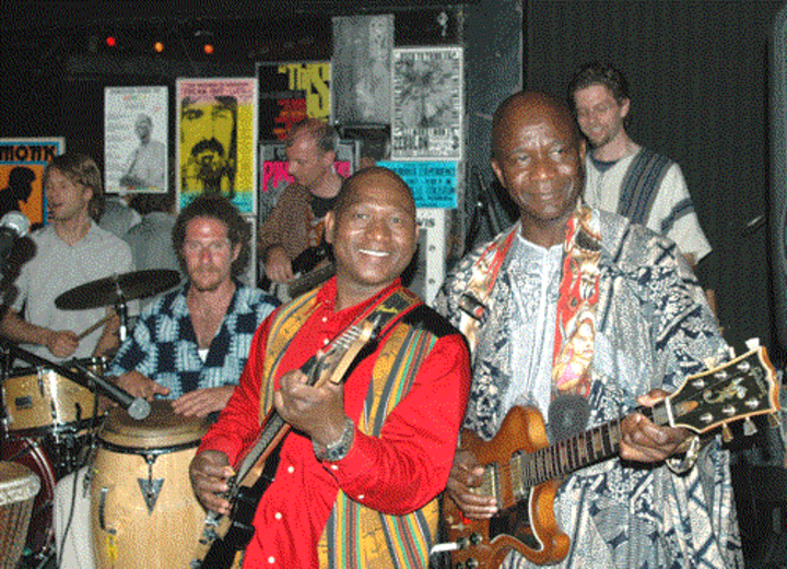 Mandingo Ambassadors Tour Dates
