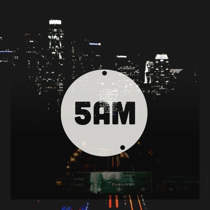 5am Tour Dates