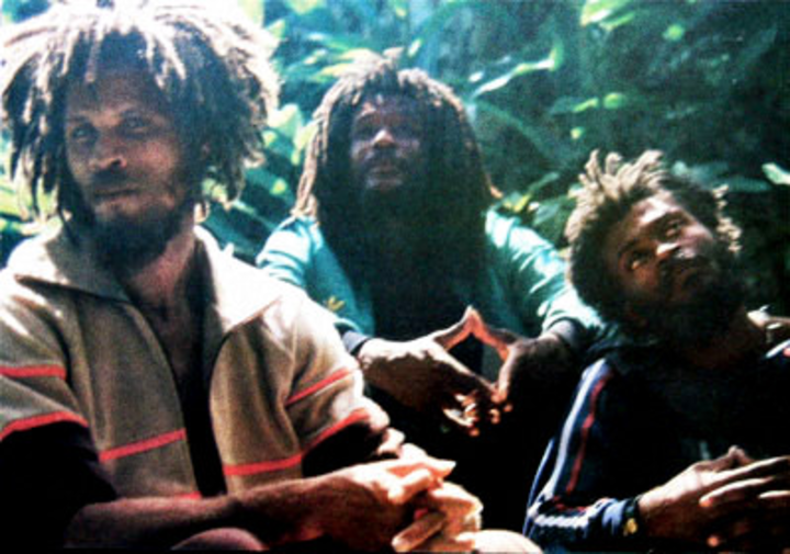 The Congos Tour Dates