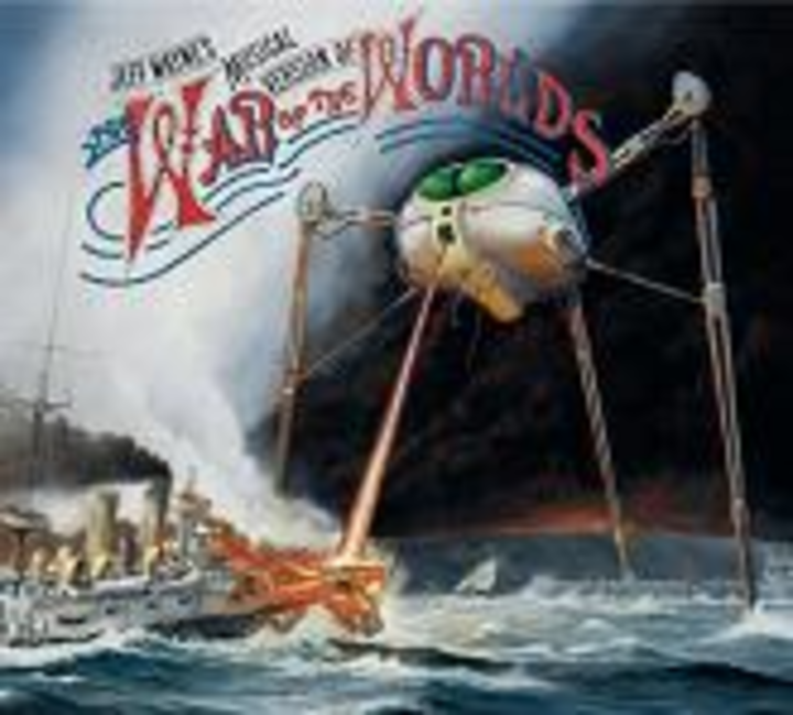The War of the Worlds Tour Dates