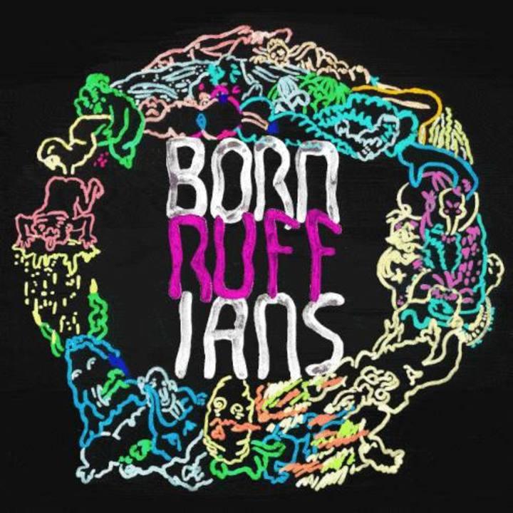 Born Ruffians @ Manufaktur - Schorndorf, Germany