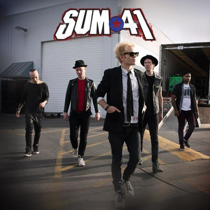 Sum 41 @ The Glass House - Pomona, CA