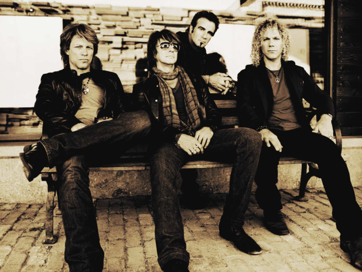 Bon Jovi @ HP Pavilion at San Jose - San Jose, CA