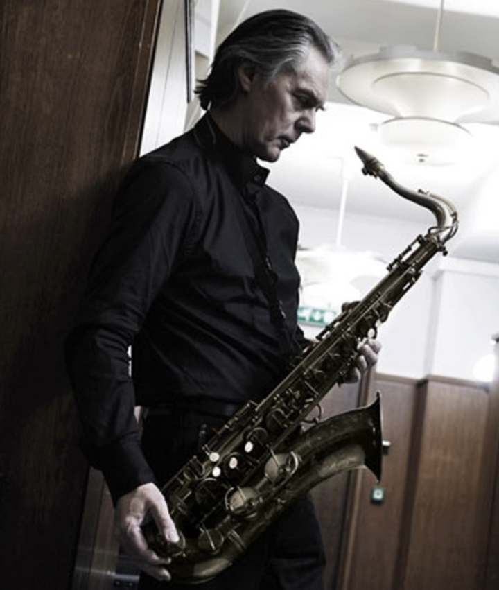 Jan Garbarek @ Grossmünster - Zürich, Switzerland
