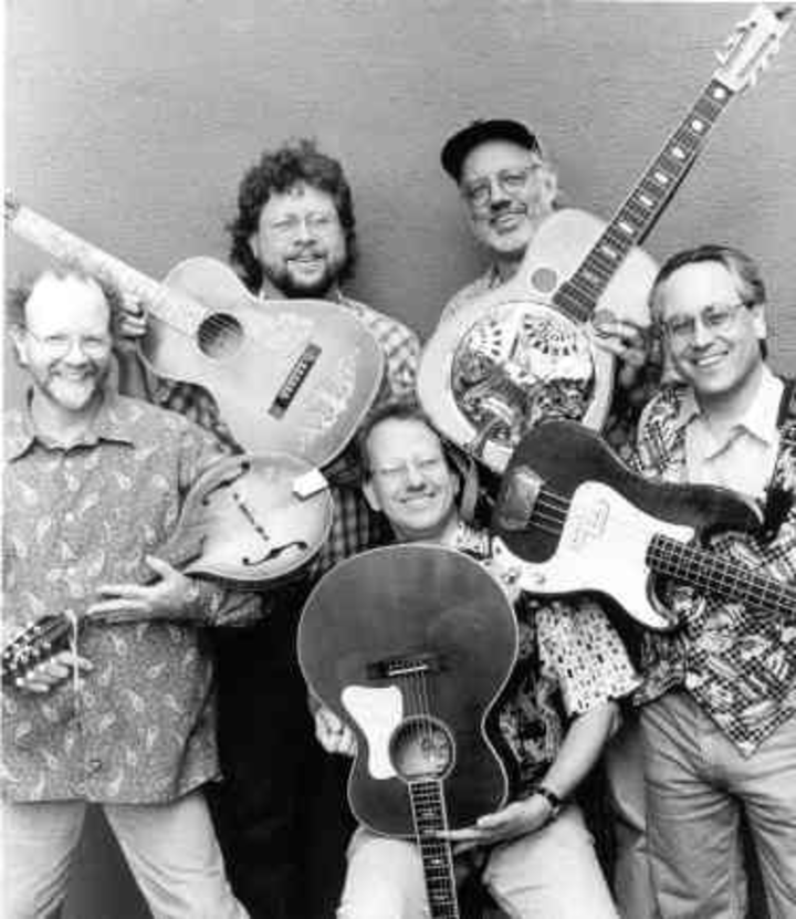 Austin Lounge Lizards Tour Dates
