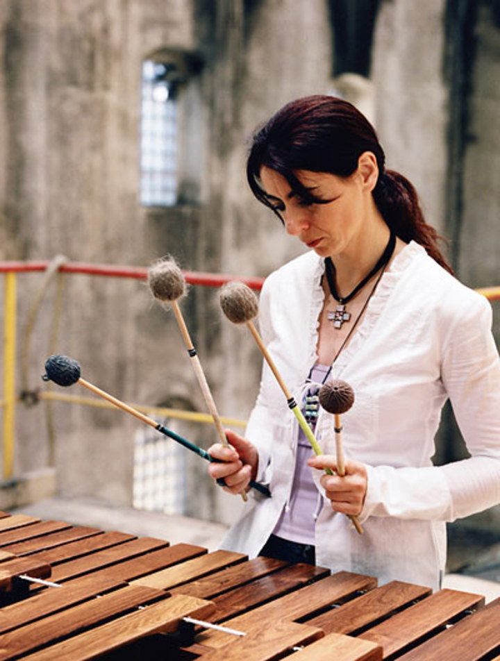 Evelyn Glennie Tour Dates